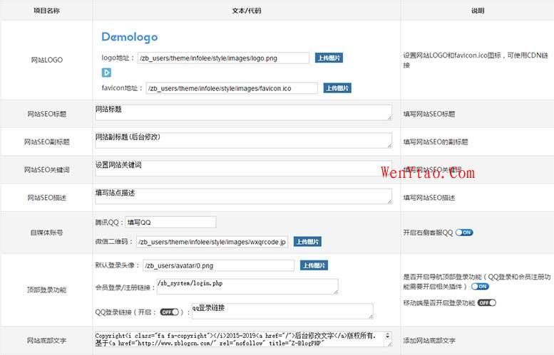 zblog主题模板-极客资讯(Infolee)诞生 第2张