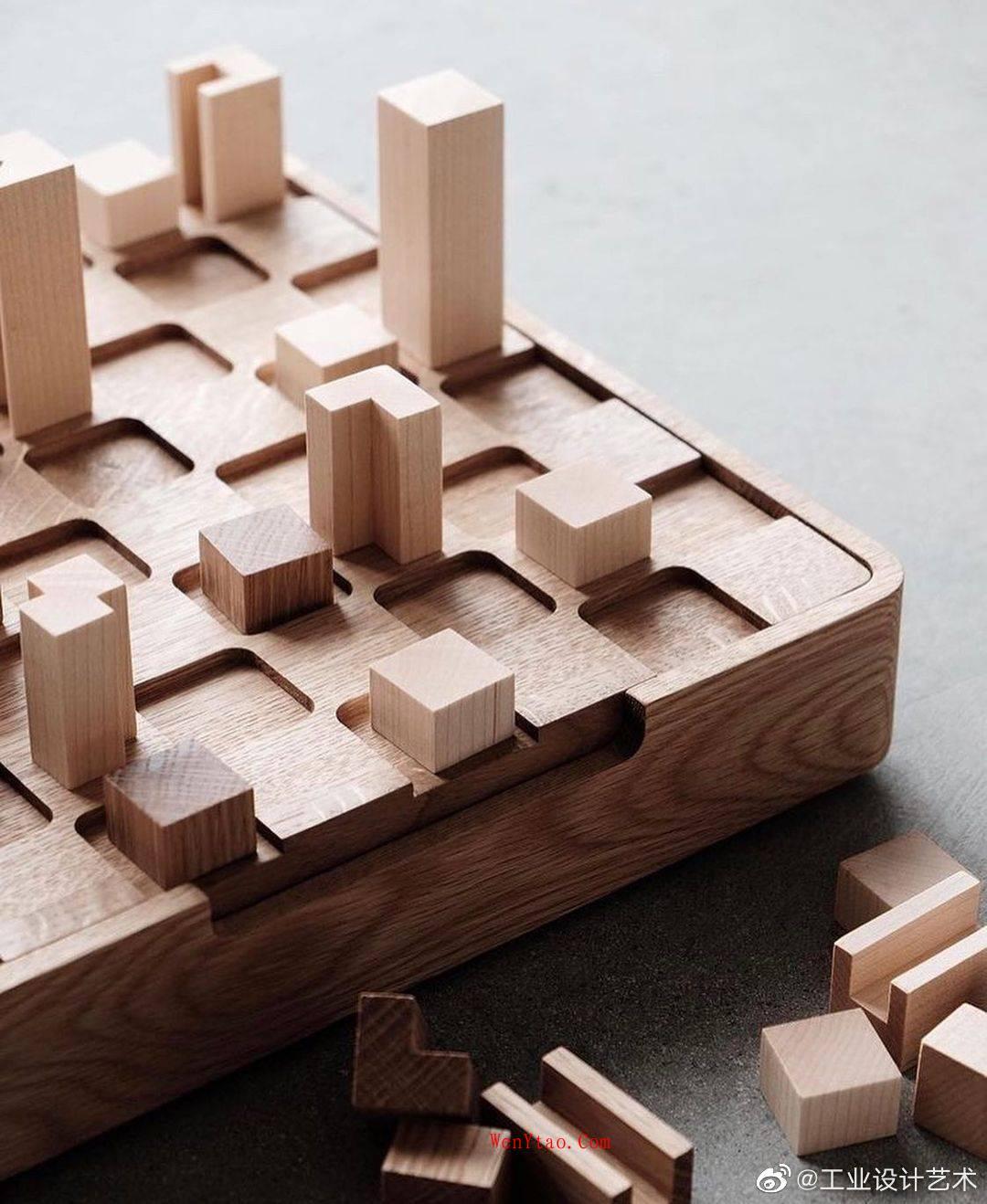 棋 来源于 微博工业设计艺术 第2张