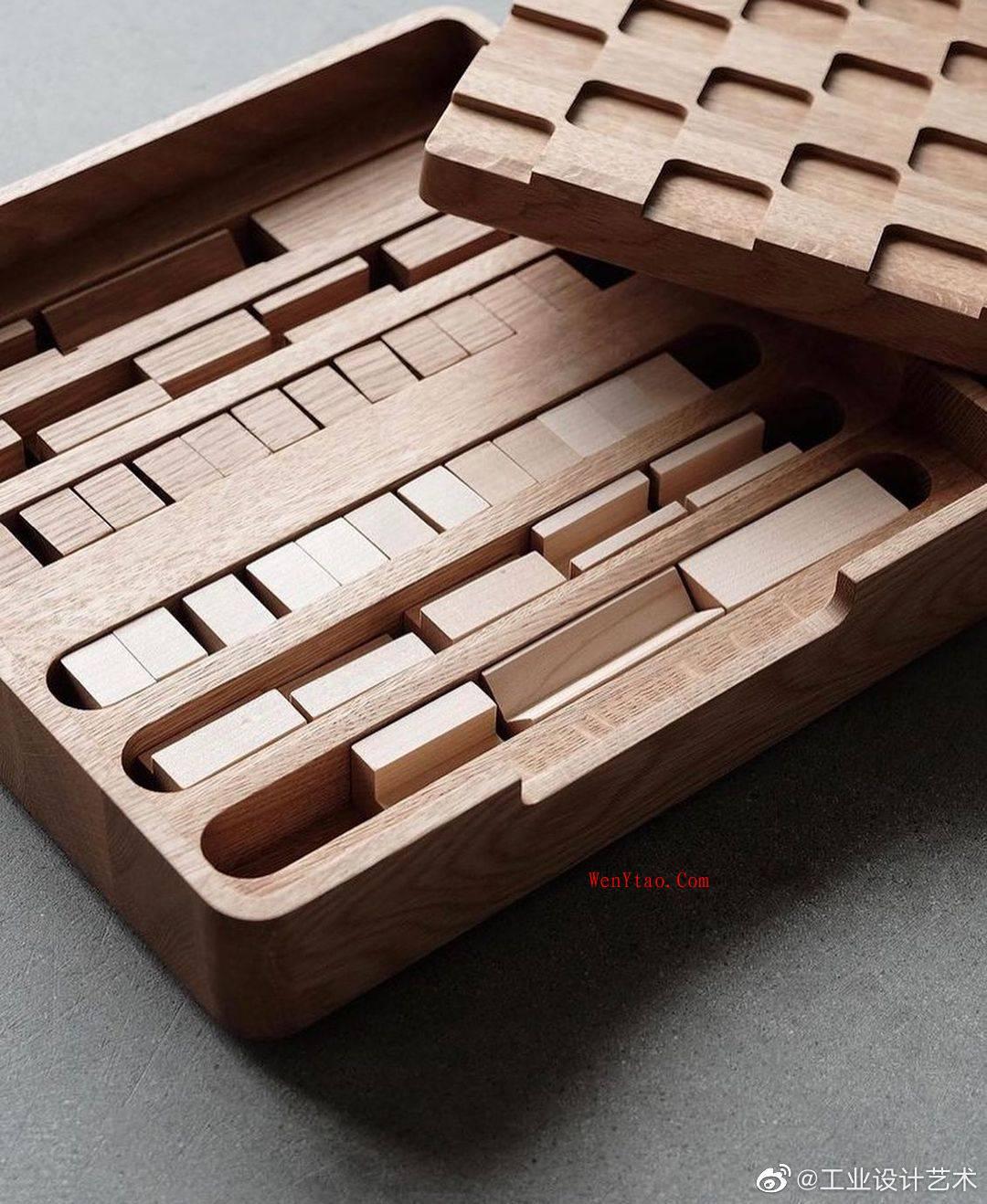 棋 来源于 微博工业设计艺术 第3张