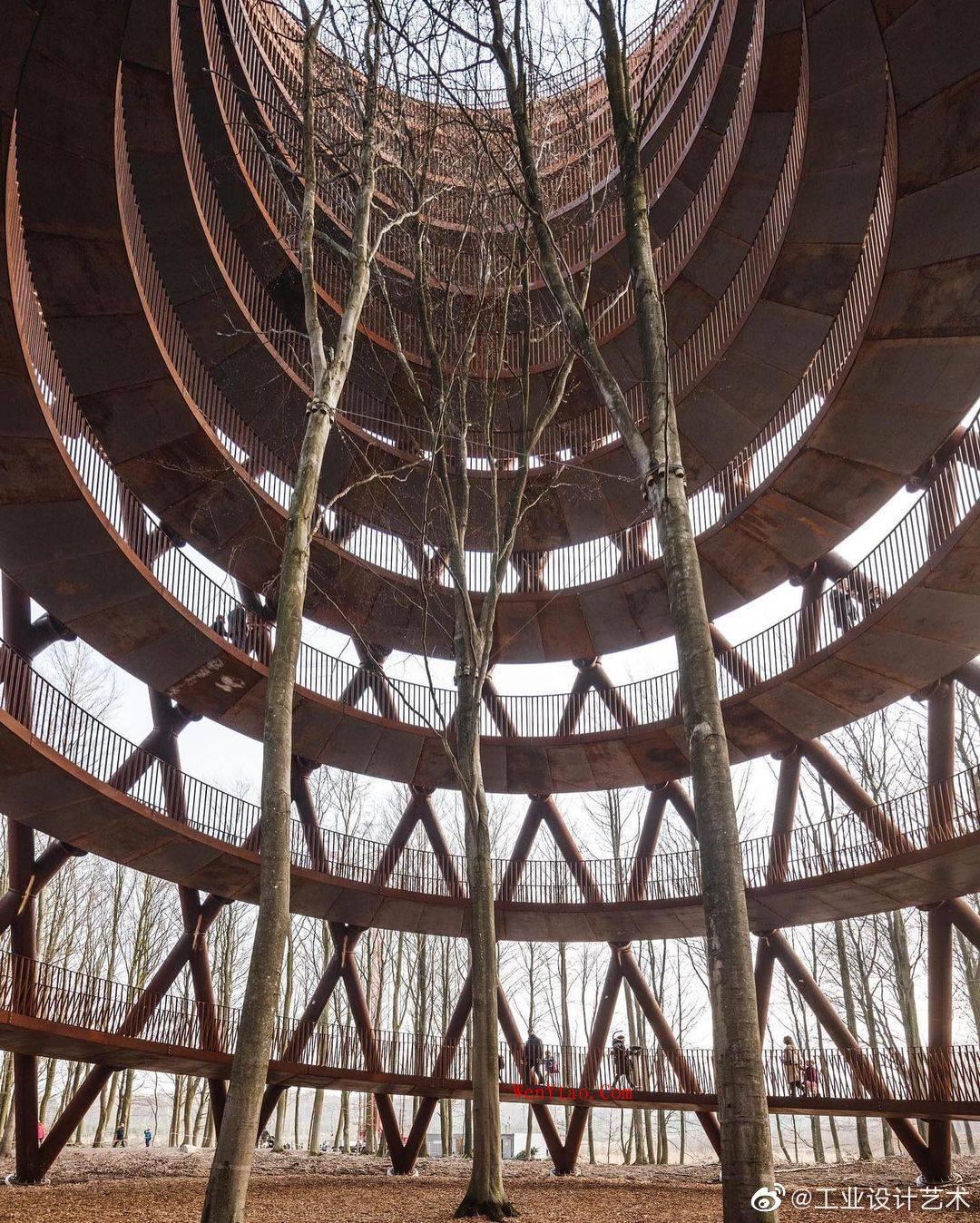 丹麥探險塔 |带你全视角一览丹麦,丹麥探險塔 |带你全视角一览丹麦 工业设计艺术 第6张,丹麥探險塔,工业设计艺术,第6张