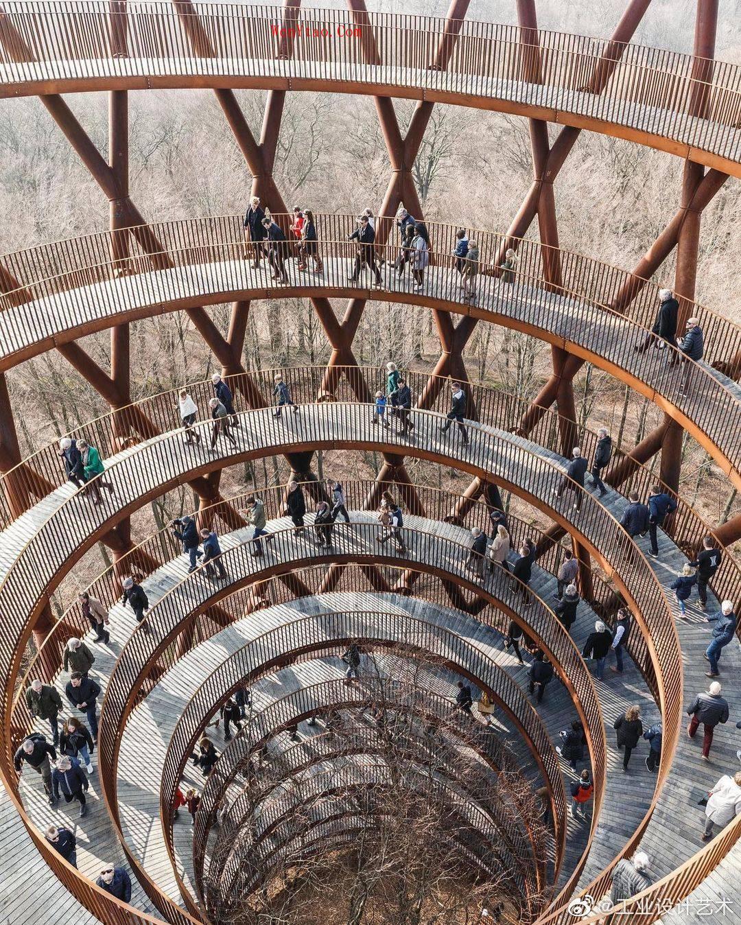 丹麥探險塔 |带你全视角一览丹麦,丹麥探險塔 |带你全视角一览丹麦 工业设计艺术 第7张,丹麥探險塔,工业设计艺术,第7张
