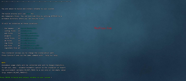 最新Netdata1.28版本安装以及汉化和使用(Linux 性能实时监测工具) 最新Netdata1.28版本安装 Netdata安装以及汉化 Linux下netdata中文版安装以及汉化 Netdata安装 第7张