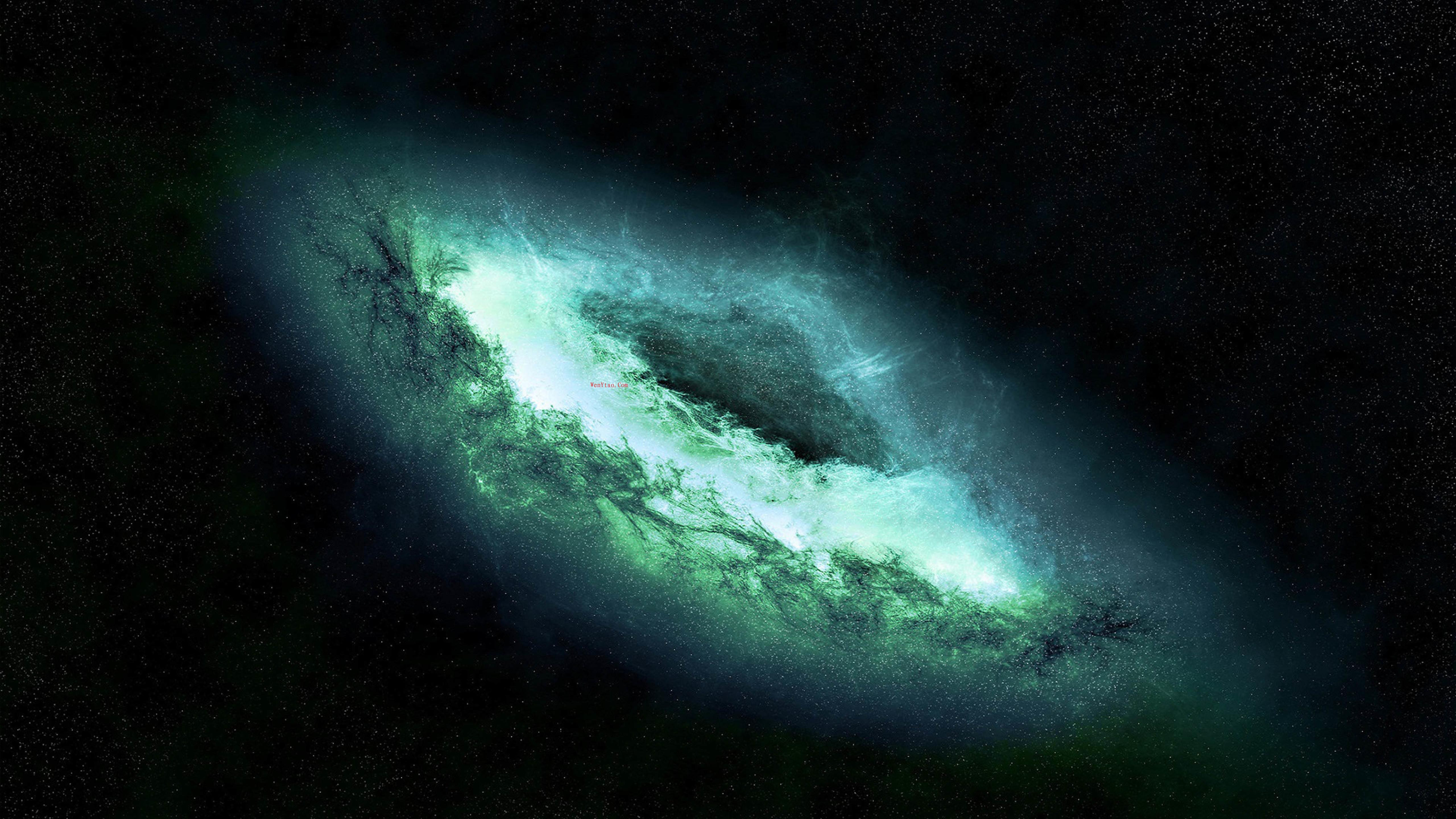 风景奇幻梦境山峰星空繁星云雾夜晚星空星球梦幻5k壁纸 风景 第17张