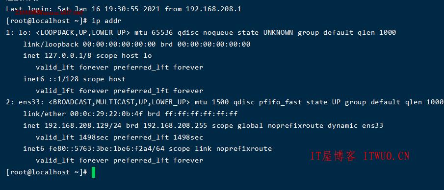 VMware安装Centos 配置虚拟机静态ip,VMware安装Centos 配置虚拟机静态ip 第1张,第1张