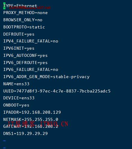 VMware安装Centos 配置虚拟机静态ip,VMware安装Centos 配置虚拟机静态ip 第3张,第3张