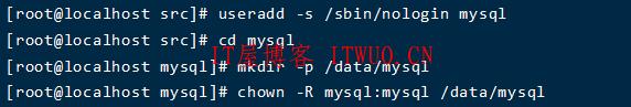 Linux centos7.6二进制源码包安装配置mysql5.6数据库,Linux centos7.6二进制源码包安装配置mysql5.6数据库 linux 第4张,linux,第4张