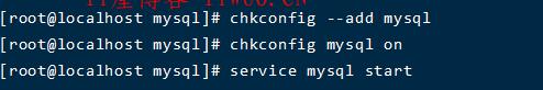 Linux centos7.6二进制源码包安装配置mysql5.6数据库,Linux centos7.6二进制源码包安装配置mysql5.6数据库 linux 第7张,linux,第7张